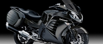2013 Kawasaki 1400GTR, the Mean Flagship Tourer