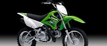 2013 Kawasaki KLX110, a Small Bike Offering Big Fun