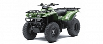 2013 Kawasaki KVF360 4x4, the Middleweight Working Partner
