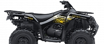 2013 Kawasaki KVF650 4x4, Dependable Force and Good Looks