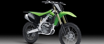 2013 Kawasaki KX250F, the Middleweight Race-Ready Green Machine [Photo Gallery]