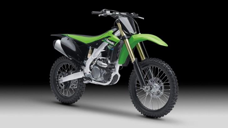 Kawasaki Dirt Bikes 250 2013