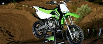 2013 Kawasaki KX65, the Fully-Featured Competition Machine [Photo Gallery]