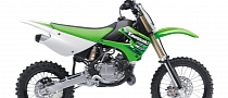 2013 Kawasaki KX85-I for the Dirt Racer Kids