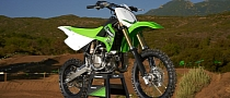 2013 Kawasaki KX85-II, a Champion Kid's Dirt Bike [Photo Gallery]