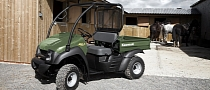2013 Kawasaki Mule 600, Basic Needs and Simple Solutions