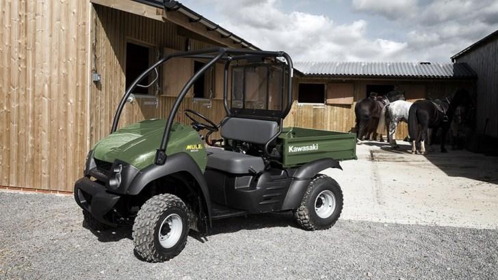 2013 Kawasaki Mule 610 Horsepower