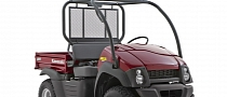 2013 Kawasaki MULE 610 4x4, a Feature-Loaded Utility Vehicle