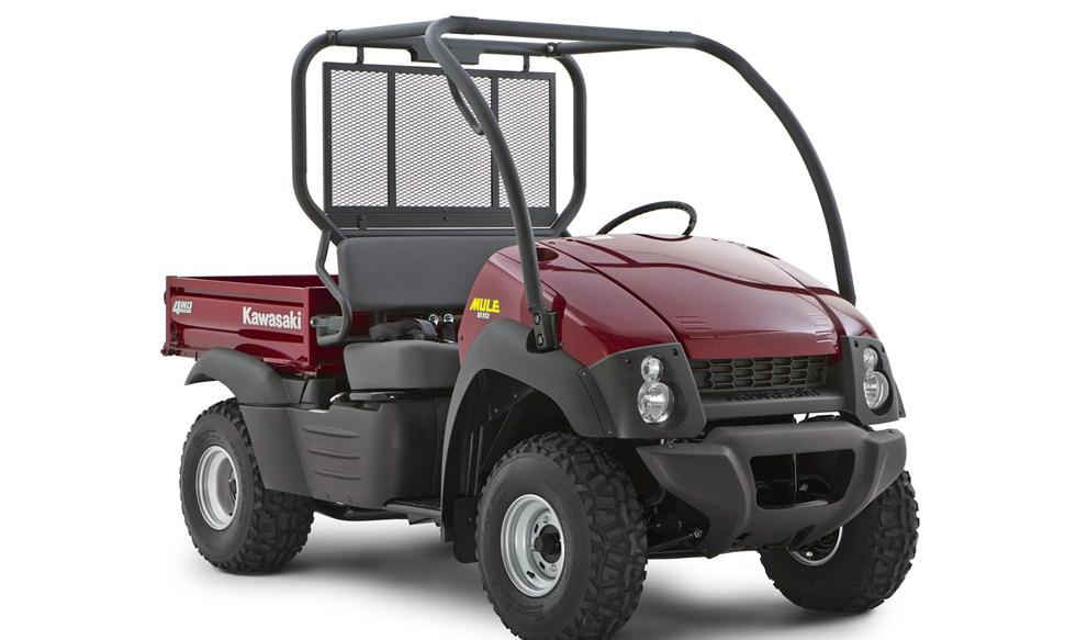 2013 Kawasaki Mule 610 4x4 A Feature Loaded Utility