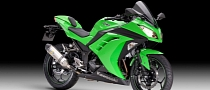 2013 Kawasaki Ninja 300 Performance, Top-Drawer Style for Small Ninjas