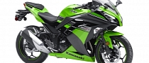 2013 Kawasaki Ninja 300 Recalled for ABS Problems