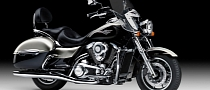2013 Kawasaki VN1700 Classic Tourer Boasts An Impeccable Finish