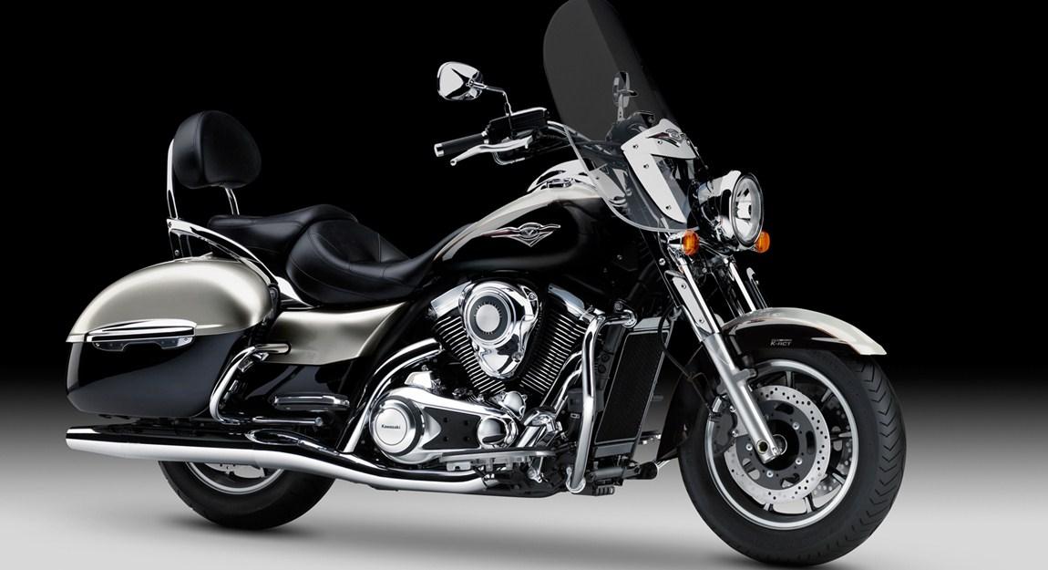 2013 Kawasaki VN1700 Classic Tourer Shows Old-School Attitude ...