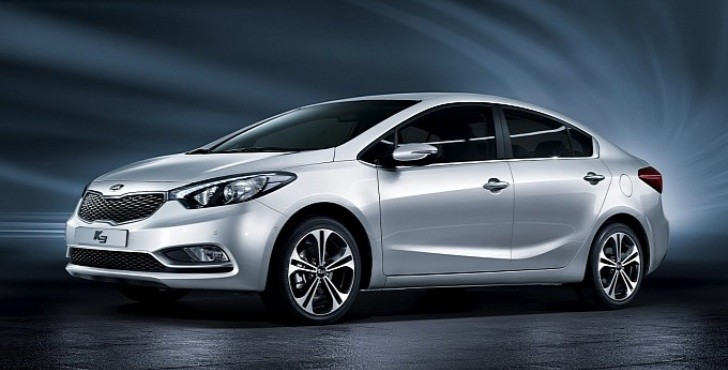 2013 Kia K3 aka New Forte Receives 20,000 Pre-Orders