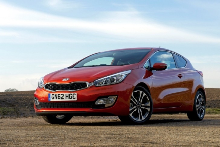 2013 Kia Pro_Cee'd UK Pricing Announced