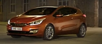 2013 Kia Pro_Cee'd Makes Road Video Debut [Video]