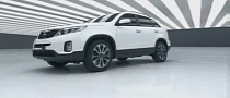 2013 Kia Sorento Facelift First Video Released [Video]