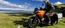 2013 KTM 1190 Adventure Bikes Look Awesome in Official Pictures [Photo Gallery]
