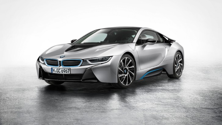 2013 LA Auto Show Set to Host the American Debut of the BMW i8