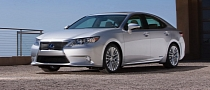 2013 Lexus ES 350 and ES 300h Revealed [Photo Gallery] [Video]