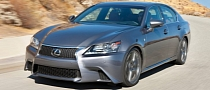 2013 Lexus GS 350 Pricing Announced