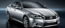 2013 Lexus GS 450h Officially Revealed Ahead of Frankfurt Debut [Photo Gallery]