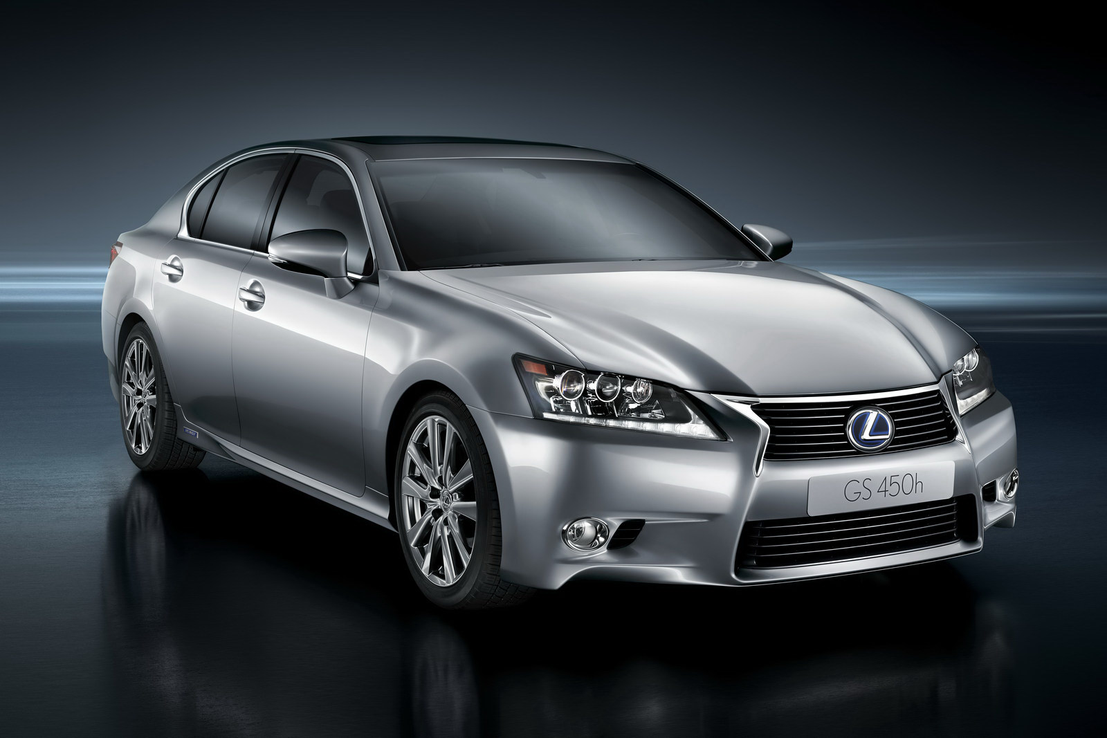 2013 lexus gs 450h officially revealed ahead of frankfurt debut autoevolution. Black Bedroom Furniture Sets. Home Design Ideas