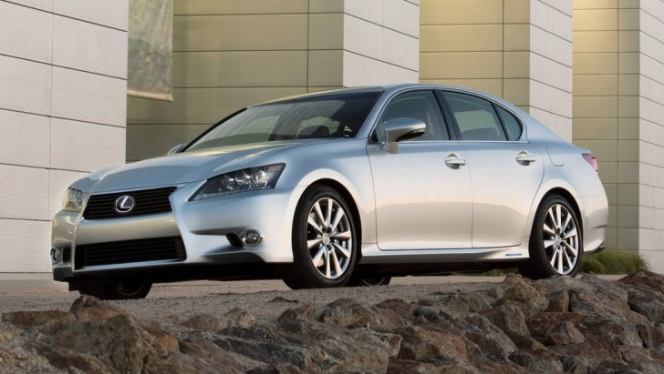 2013 Lexus GS 450h Review by Mercury News