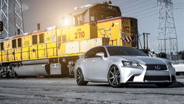 2013 Lexus GS Looks Awesome On Vossen Wheels [Photo Gallery]