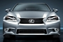 2013 Lexus GS Named IIHS Top Safety Pick