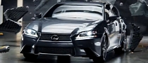 2013 Lexus GS Super Bowl Commercial: Beast [Video]