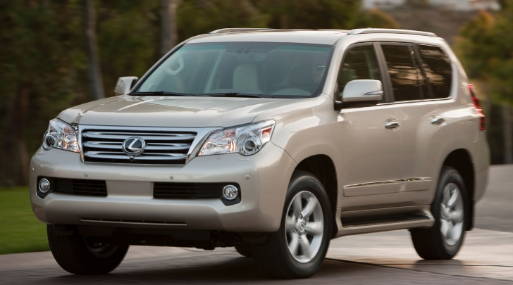 2013 lexus gx 460 pricing starts at 54 320 autoevolution. Black Bedroom Furniture Sets. Home Design Ideas