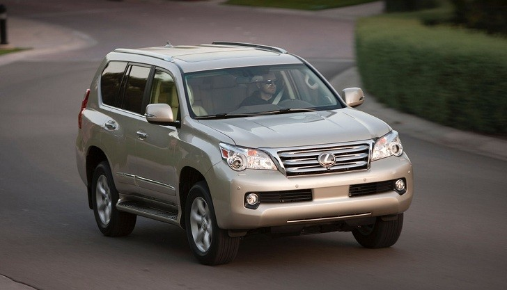2013 Lexus GX Tested by Forbes