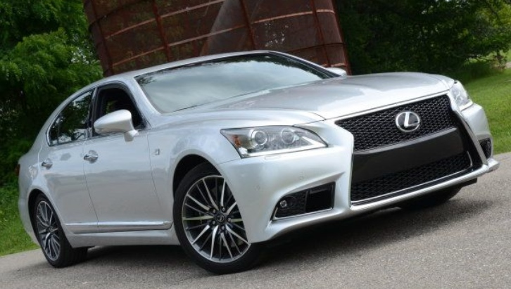 2013 lexus ls 460 f sport review by torque news. Black Bedroom Furniture Sets. Home Design Ideas