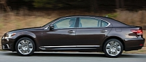 2013 Lexus LS 600h L Tested by Car and Driver