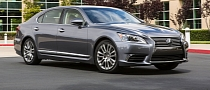 2013 Lexus LS Australia Pricing