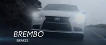 2013 Lexus LS Commercial: F Sport Performance [Video]