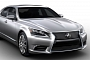 2013 Lexus LS Sedan Photos Leaked [Photo Gallery]