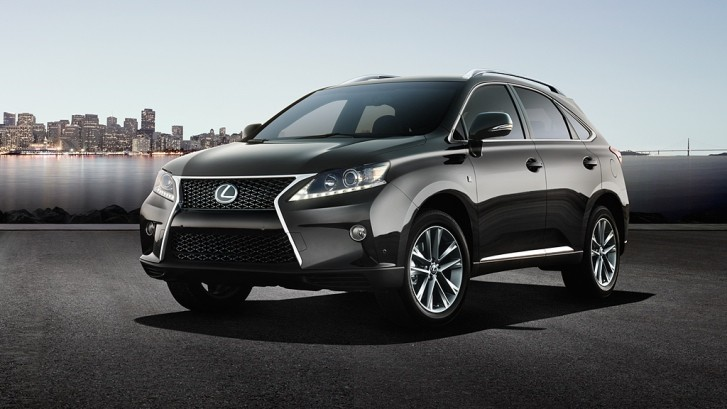 2013 Lexus RX 350 F Sport Tested by Business Insider