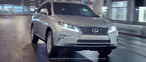 2013 Lexus RX Commercial: Love First Sight [Video]