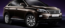 2013 Lexus RX Crossover US Price Announced