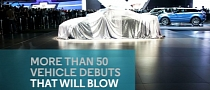 2013 Los Angeles Auto Show Will Host Nine World Debuts