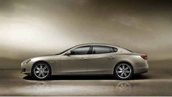 2013 Maserati Quattroporte First Videos Revealed [Video]