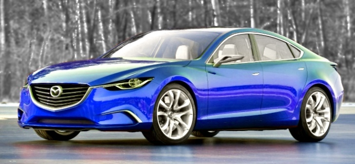 2013 Mazda 6 to Get Regen kes Which Boost Economy by up to 10 ...