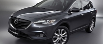 2013 Mazda CX-9 Gets Kudo Facelift Treatment