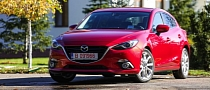 2013 Mazda3 Hatchback First Drive