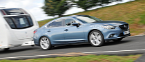 2013 Mazda6 Named Best Petrol Tow Car