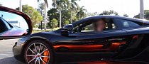 2013 McLaren 12C vs 2012 McLaren 12C: Street Racing [Video]