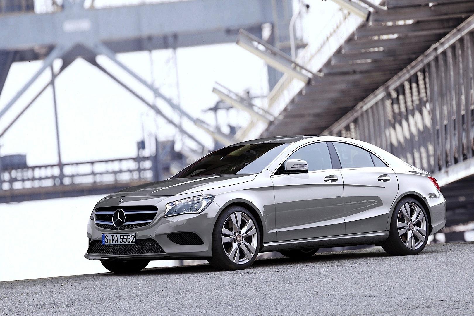 Mercedes benz cla bls clc rendering autoevolution for Mercedes benz cla 2013