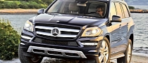2013 Mercedes-Benz GL-Class Recalled Over Seatbelt Issue